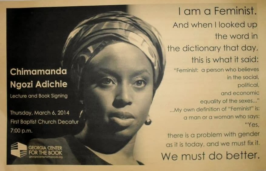 Adichie quote