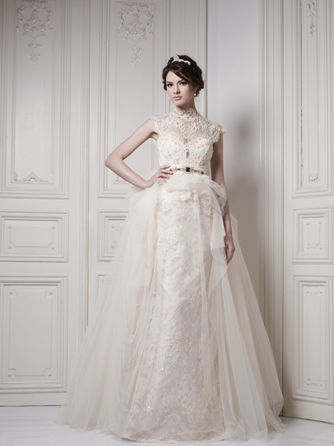 Vintage Chanel Wedding Dress 92 Lovely Ersa Wedding Houte Couture