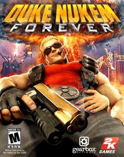 Duke Nukem Forever, pc, game