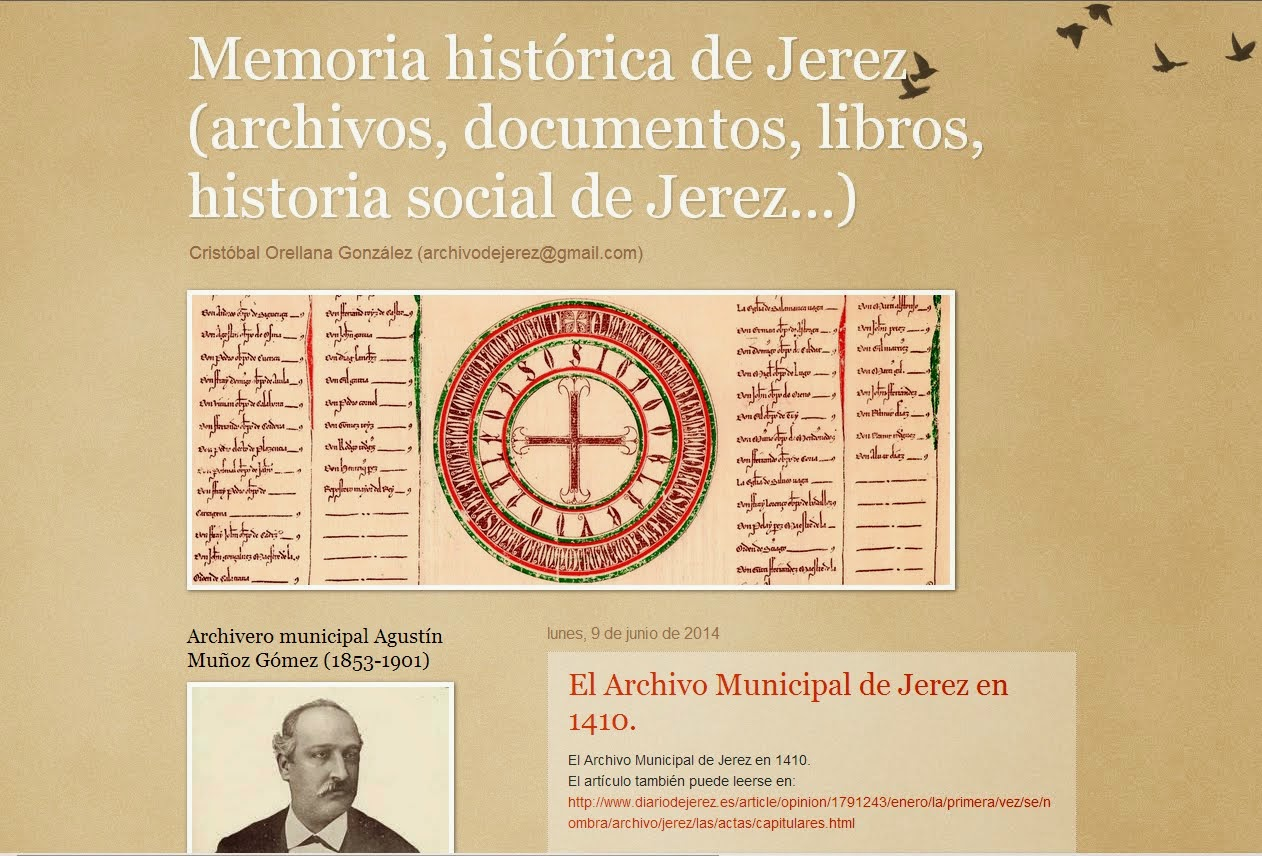 Memoria histórica de Jerez