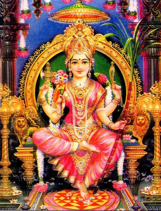 Nirvana: Lalitha Sahasranamam- Meaning of 1000 names!