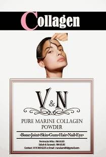 Tempahan Premium Grade Collagen Powder