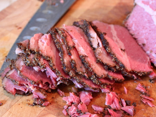 ... Video Recipes: How to Turn Corned Beef into Pastrami – Abra-ca-deli