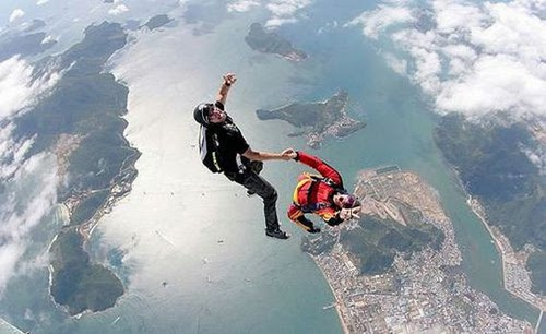 Skydiving is Amazing Experience