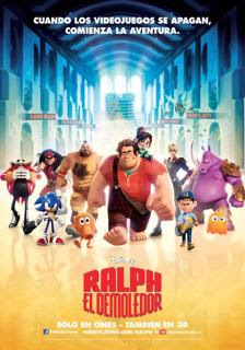 Ralph El Demoledor – DVDRIP LATINO