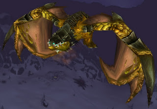 Cataclysm in the World of Warcraft: The Time-lost Proto drake hunt