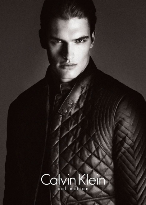 Matthew Terry by Mert & Marcus for Calvin Klein Collection