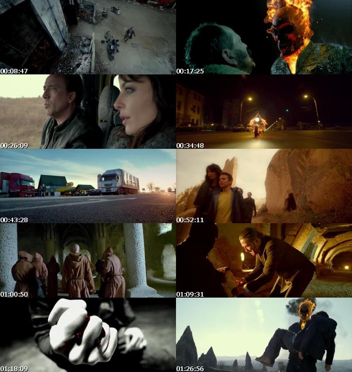 Ghost Rider: Espíritu de venganza (2012) [DVDRip] [Latino]