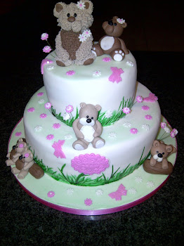 Teddybear Cake