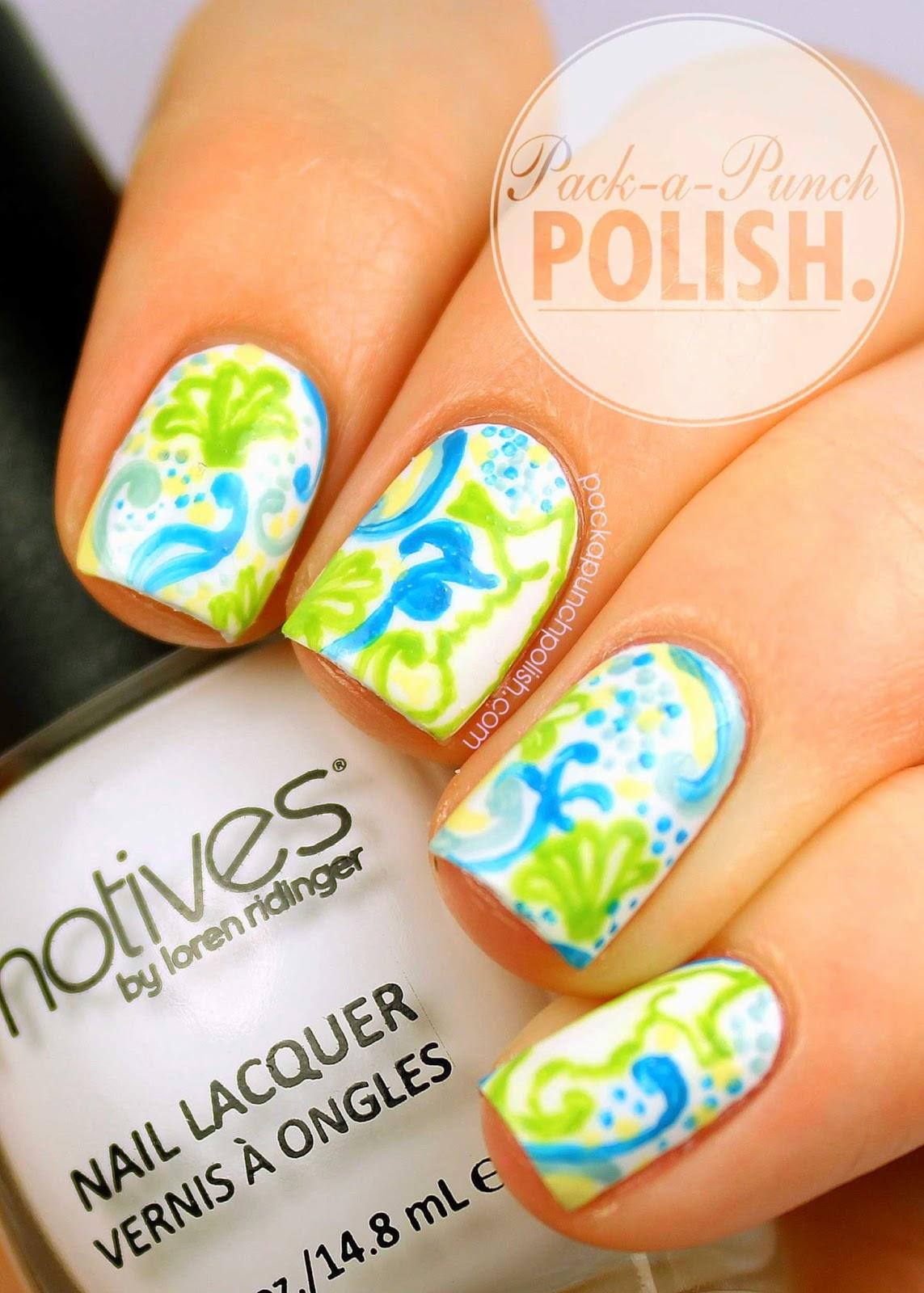 Super Cute Nail Art Design