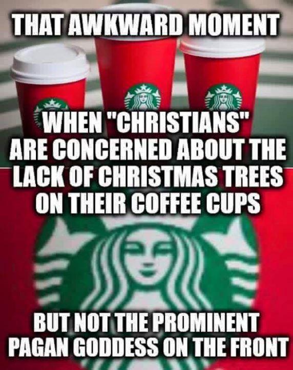 Galatians 4: False Religious Right Busy Shoving Christmas Down ...
