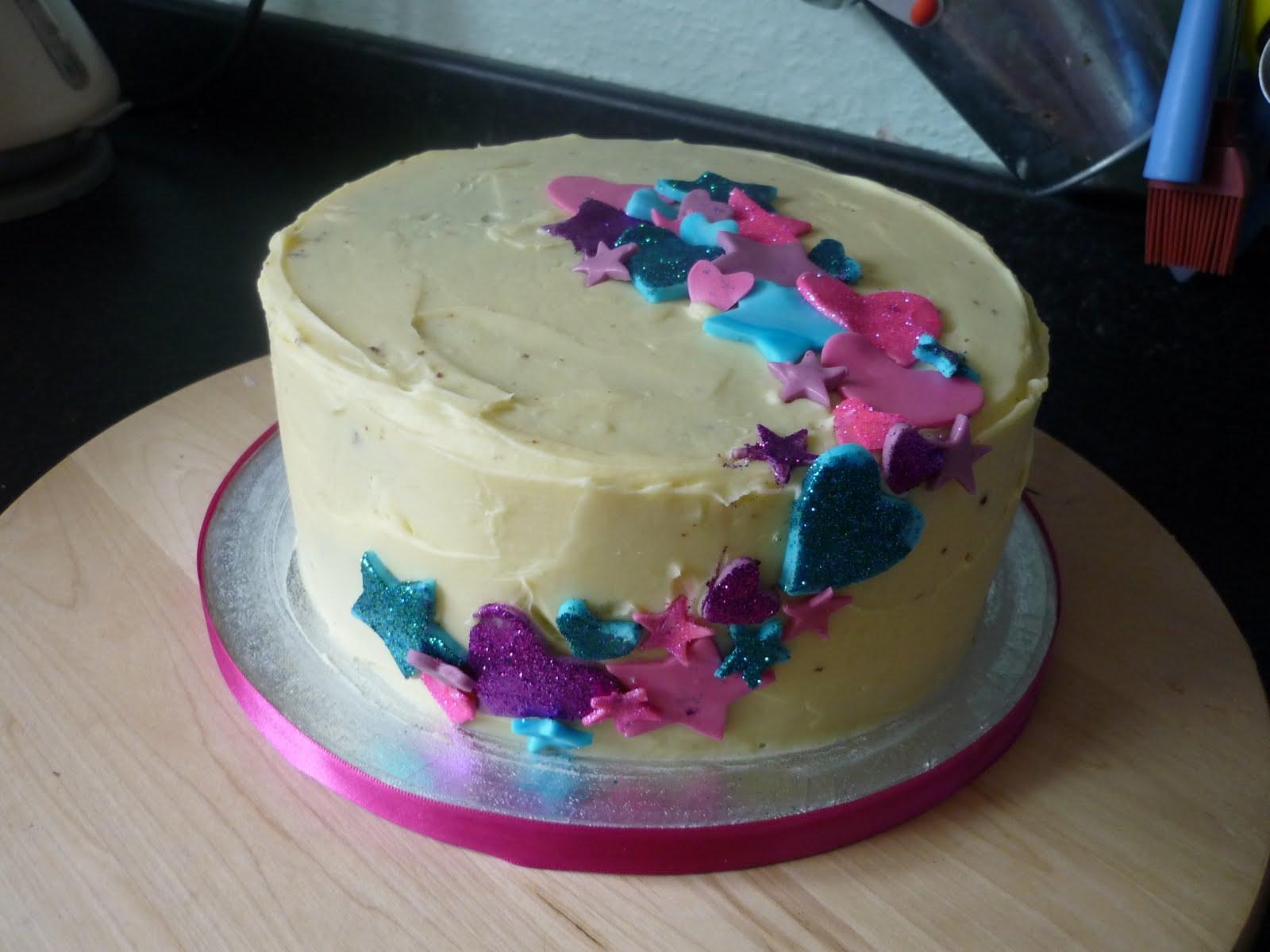 The Bakehouse Disco Diva Birthday Cake