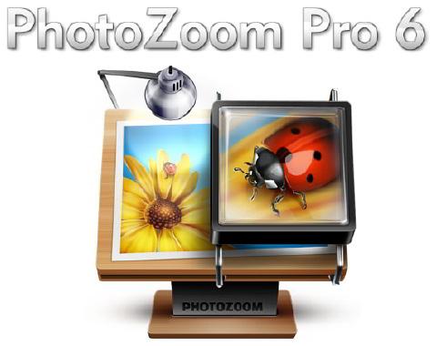 PhotoZoom Pro 6