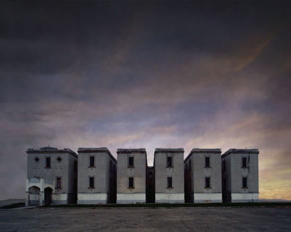 Ed Freeman. Architecture. Fotografía