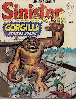 Alan Class, Sinister Tales, Gorgilla