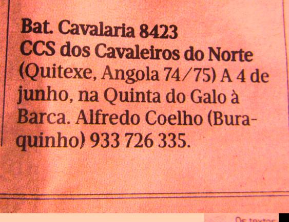 ENCONTROS DOS CAVALEIROS DO NORTE A 4 DE JUNHO!