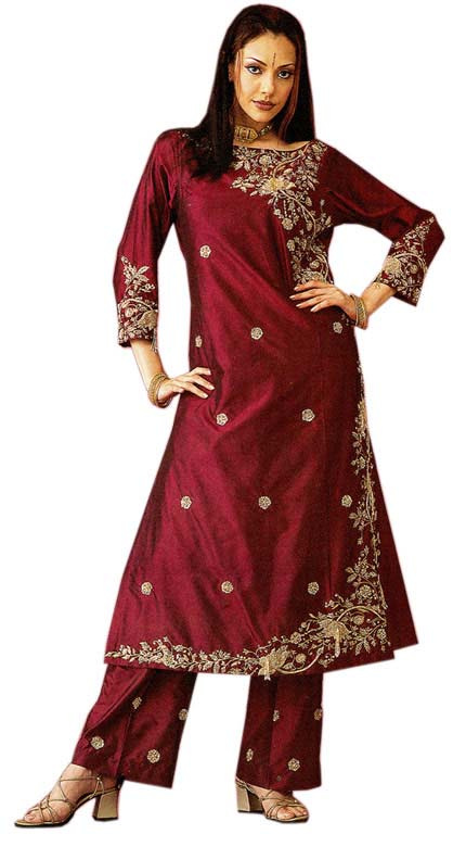 Women's clothing in India varies widely and is closely related to ...