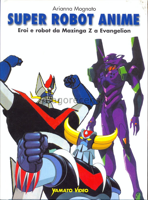 Imago recensio super robot anime eroi e da mazinga