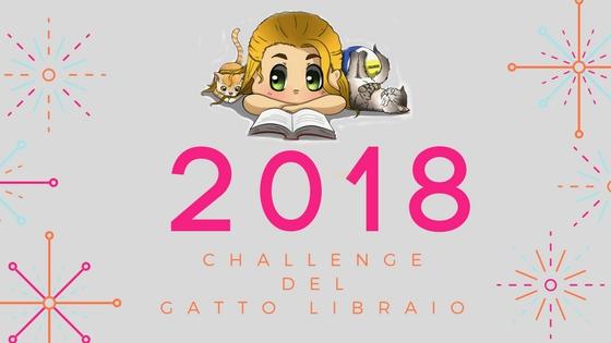 CHALLENGE DEL GATTO LIBRAIO