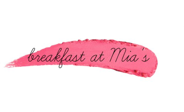 Breakfast at Mia's