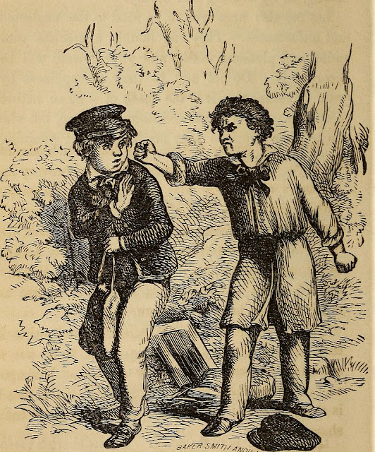 """The boy's book of morals and manners (1855) (14764462465)"" by Internet Archive Book Images"