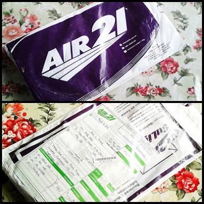 Air21 Shipment