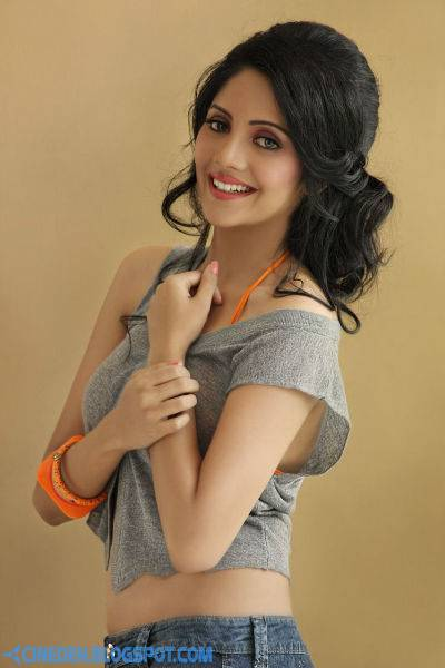 Actress Milana Nagaraj Hot Photoshoot