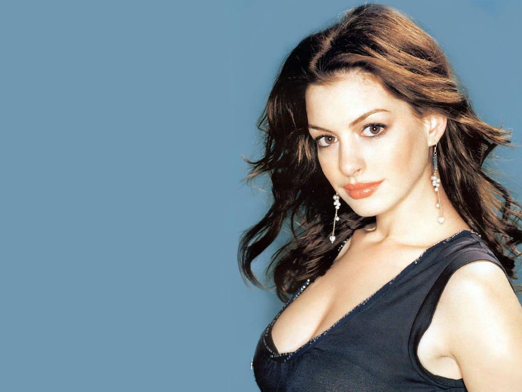 hollywood celebrity anne hathaway high quality desktop