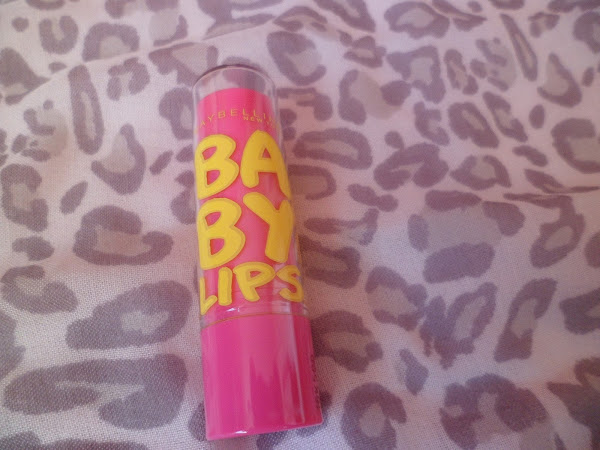 Maybelline Baby Lips Review: Pink Punch