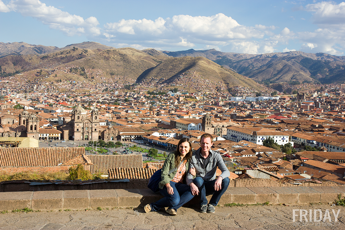view of Cusco Peru