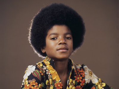 Michael Jackson in child