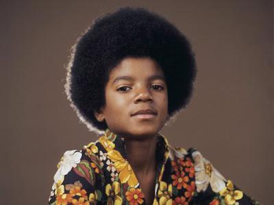 Michael Jackson in child