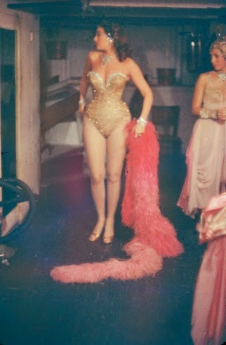 Vintage Showgirl on Don Juan's Reckless Daughter