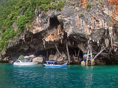 Viking cave Koh Phi Phi
