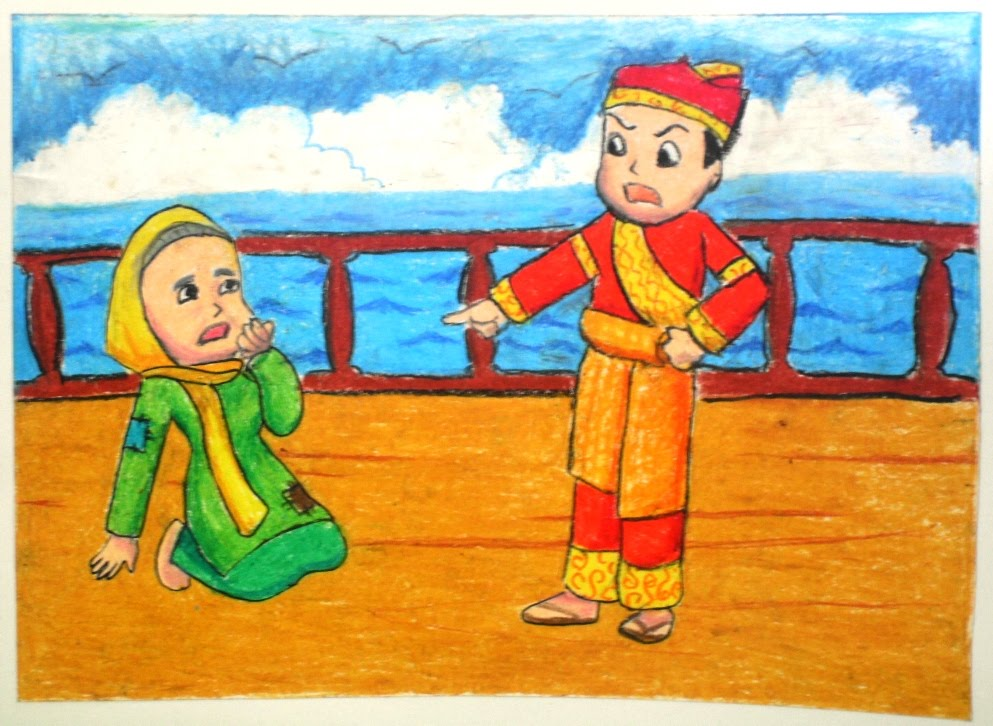 Cerita Rakyat Malin Kundang