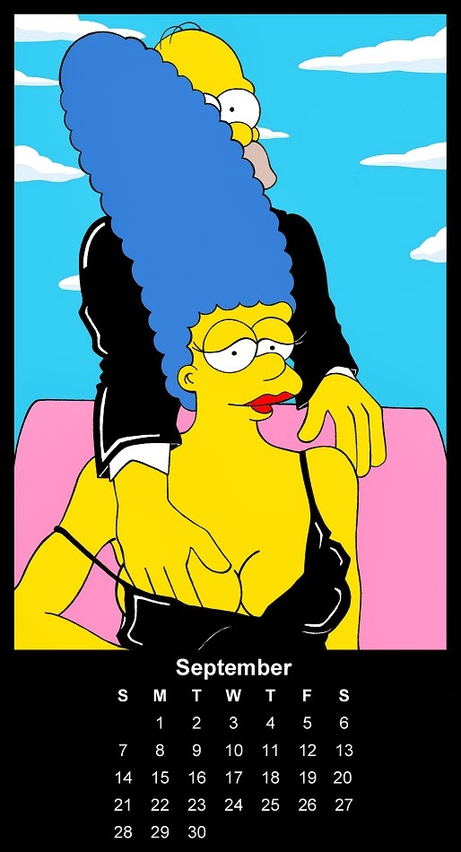 Marge Simpson And Homer
