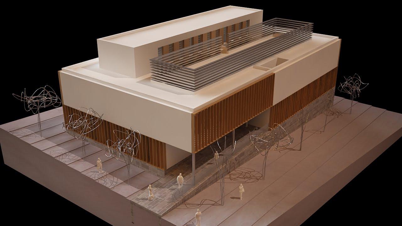 arquitectura y salud bg20 arquitectos 2do premio concurso de centro de salud