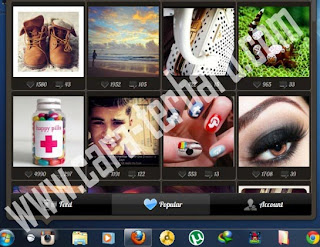 Instagram+PC Cara Membuat Akun Instagram Di Pc