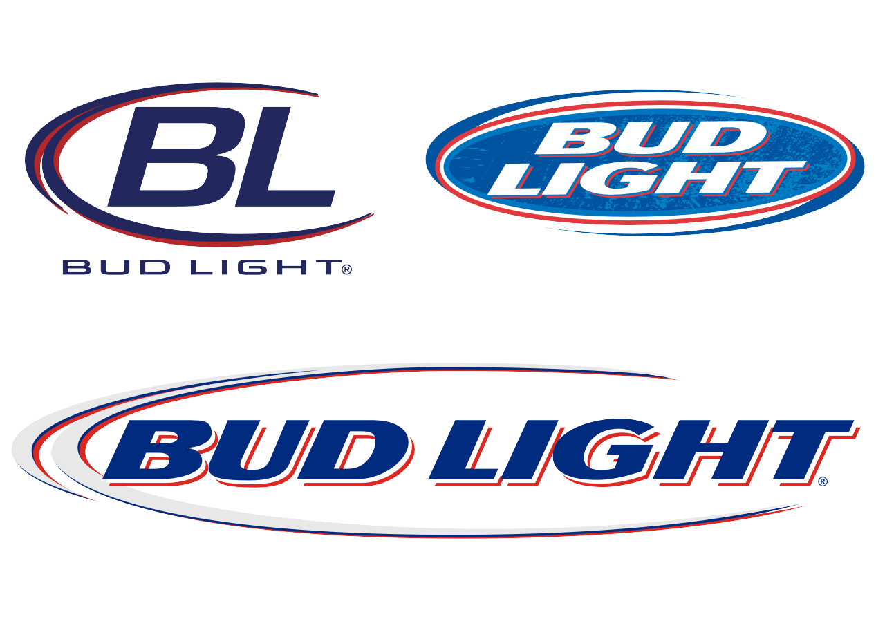 Bud Light Logo Vector download free