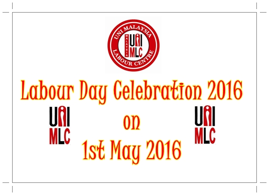 UNI MLC Labour Day Celebration 2016