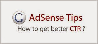 Secrets To GET HIGH Adsense CTR!