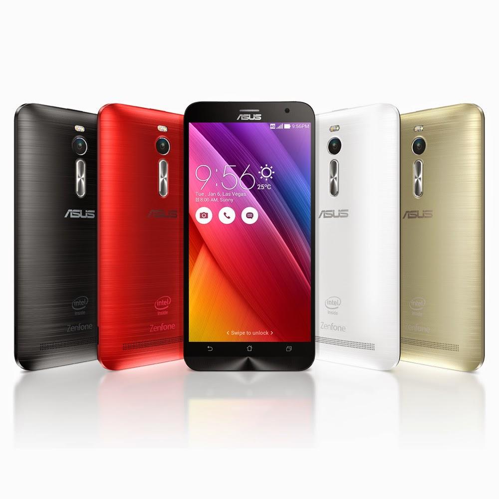 Asus Zenfone 2 - Beritagadgets.com