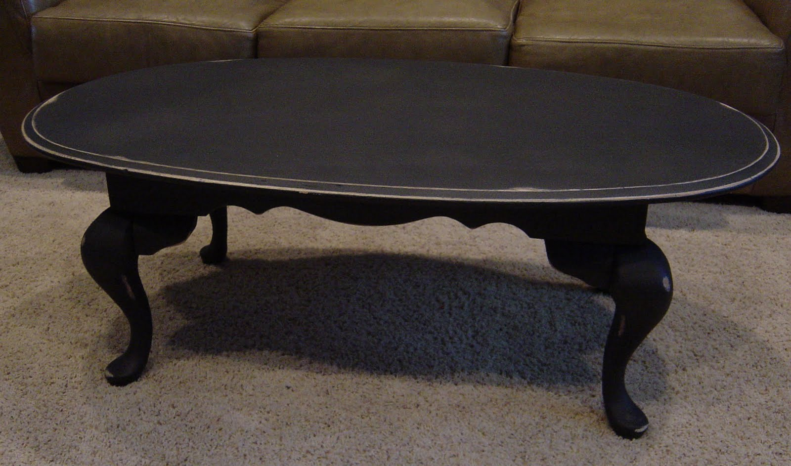 the backyard boutique by five to nine furnishings black distressed coffee table