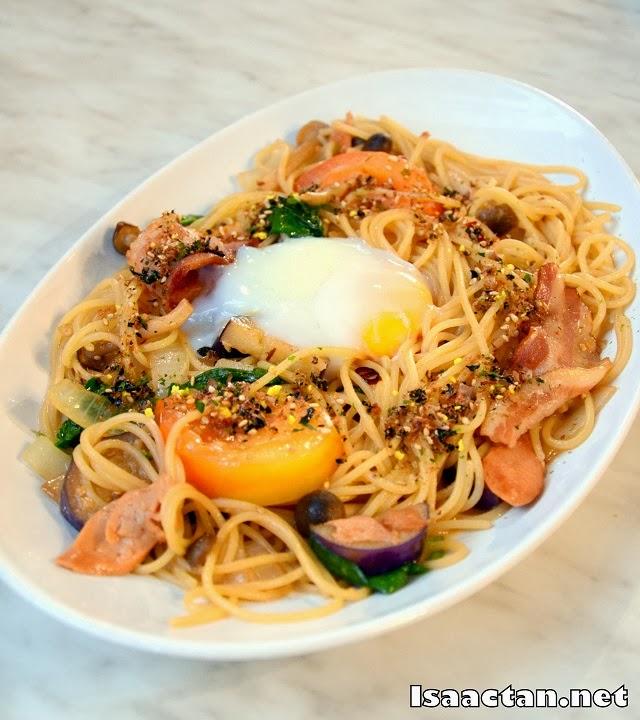#1 Miam Miam Spaghetti - RM24.80