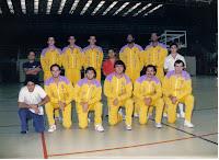 FORUM VALLADOLID 1986-1987. Liga ACB