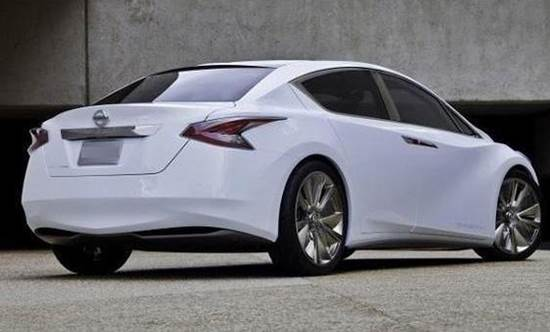 2018 Nissan Altima Release Date and Specs Rumors