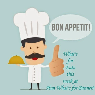 What's for Eat's over at Hun... What's for Dinner? Sunday November 9, 2014