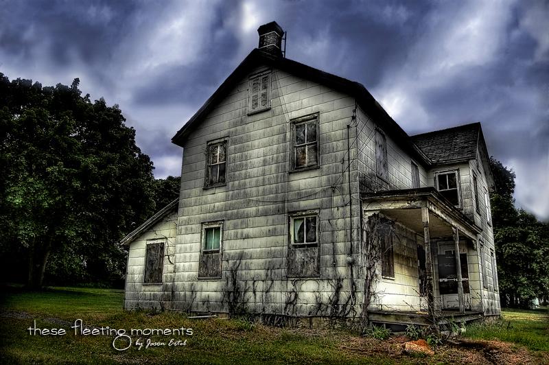 Angelina Rain Haunted House