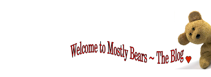 Welcome to Mostly Bears... The Blog