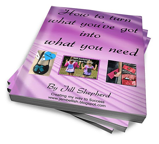 Free E-book when you sign up for my monthly newsletter - click the picture